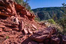 Free Woods Canyon Trail No. 93 Royalty Free Stock Photo - 88561345