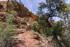 Free Loy Canyon Trail Stock Photos - 88561523