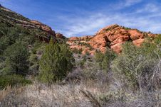 Free Loy Canyon Trail Royalty Free Stock Photography - 88561577