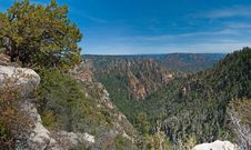 Free South Pocket Overlook &x28;panorama&x29; Royalty Free Stock Photography - 88561687