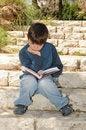 Free Boy Reading Royalty Free Stock Image - 8866666