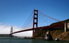 Free Golden Gate Bridge Stock Photos - 8860183