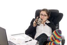 Free Office Break Stock Image - 8861421
