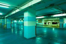 Free Carpark Interior Stock Photo - 8861720