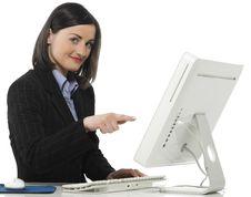 Free Businesswoman Stock Photography - 8863922