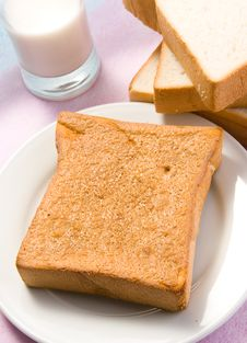 Free Breakfast Stock Photo - 8864970