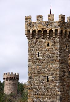 Free Castle Towers Stock Photos - 8865963