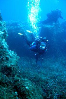 Free Underwaterworld / Divers Stock Photos - 8866043