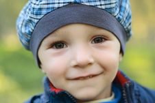 Free Little Boy Stock Photography - 8866112
