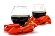 Free Valentine Wine Stock Photos - 8866173
