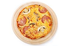 Free Pizza Royalty Free Stock Photography - 8867117