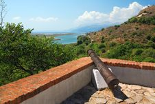 Free Ancient Fortress Of Albania Stock Images - 8867824