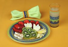 Free Fruit Salad Stock Photo - 8867910