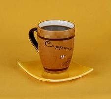 Free Coffee Cup Stock Image - 8868031