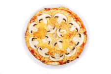 Free Pizza Royalty Free Stock Photography - 8868107