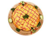 Free Pizza Royalty Free Stock Photo - 8868175