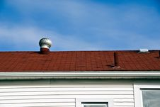Free Roof Top Royalty Free Stock Photos - 8868478