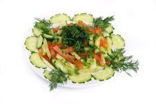 Free Salad Royalty Free Stock Photos - 8868698