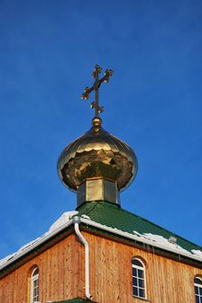 Free Orthodox Church Royalty Free Stock Photography - 8869987