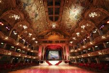 Free Blackpool Tower Ballroom Stock Photo - 88691950