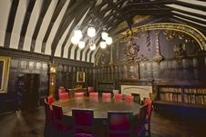 Free Chetham S Library Reading Room Stock Photography - 88692202