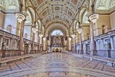 Free St George S Hall Royalty Free Stock Image - 88692266
