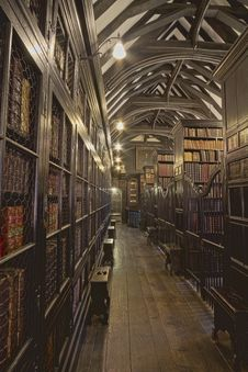 Free Chetham S Library Royalty Free Stock Image - 88692296