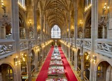 Free The John Rylands Library Stock Photo - 88692480