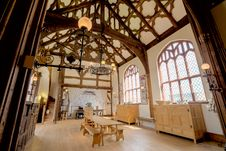 Free Ordsall Hall The Great Hall Royalty Free Stock Photography - 88692567