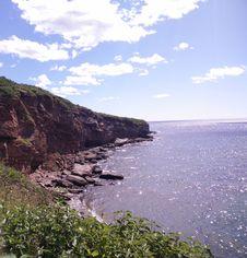 Free 215 - Parc National De L Île-Bonaventure-et-du-Rocher-Percé : Sentier Chemin-du-Roy Royalty Free Stock Image - 88692756