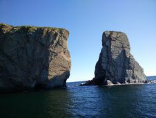 Free 166 - Rocher Percé Stock Images - 88692804