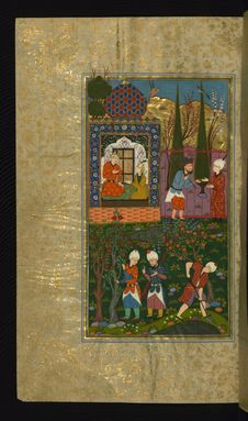 Free Five Poems &x28;quintet&x29;, Walters Art Museum Ms. W.607, Fol. 160a Royalty Free Stock Photo - 88693755