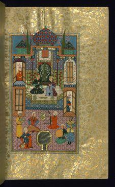 Free Five Poems &x28;quintet&x29;, Walters Art Museum Ms. W.607, Fol. 104b Royalty Free Stock Photos - 88693828