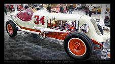 Free 1931 Packard Speedster - &x22;Old Timer&x22; Royalty Free Stock Photo - 88694395