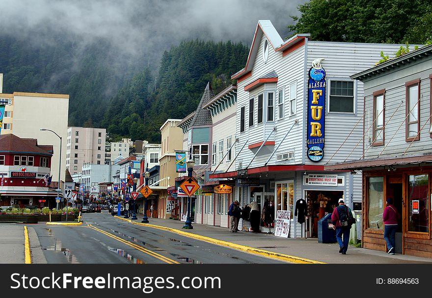 Juneau. Alaska