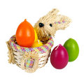 Free Easter Eggs Royalty Free Stock Photography - 8877977