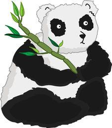 Free Panda Royalty Free Stock Image - 8870566