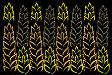 Free Abstract Background Wheat 5 Stock Images - 8871074