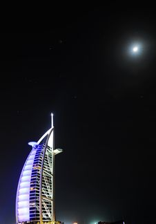 Free Burj Al Arab Stock Images - 8871124