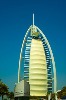 Free Burj Al Arab2 Stock Photos - 8871473