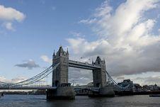Free Tower Bridge Royalty Free Stock Photography - 8872267