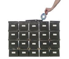 Free Storage Boxes Stock Photos - 8872423
