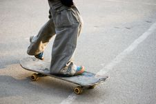 Free Skateboarder Stock Photography - 8872572