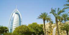 Free Burj Al Arab Dubai Stock Images - 8872664