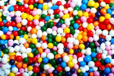 Free Colorful Candy Background Stock Photography - 8872812