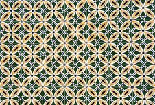 Free Glazed Tiles With Multicolored Simple Pattern Stock Images - 8873194