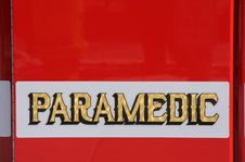 Free Paramedic Royalty Free Stock Photos - 8873838