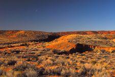 Free High Desert Landscape Stock Image - 8874361