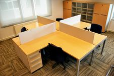 Free Empty Office Stock Photo - 8874830