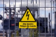 Free High Voltage Stock Photo - 8875440